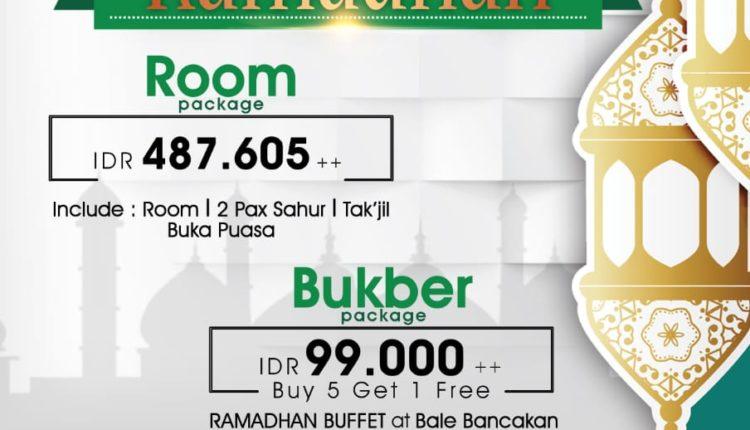 Bukber Puas Beragam Kuliner Nuansa Khas Timur Tengah Cuma Ada di Padjadjaran Suite BNR.