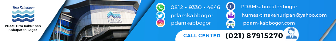 Bogor Raya Top Banner (Desktop)
