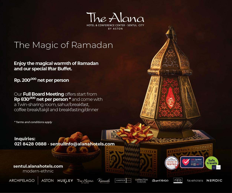 The Alana Ramadan