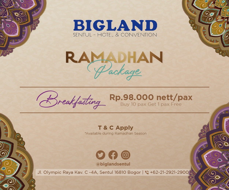 Ramadan – Bigland