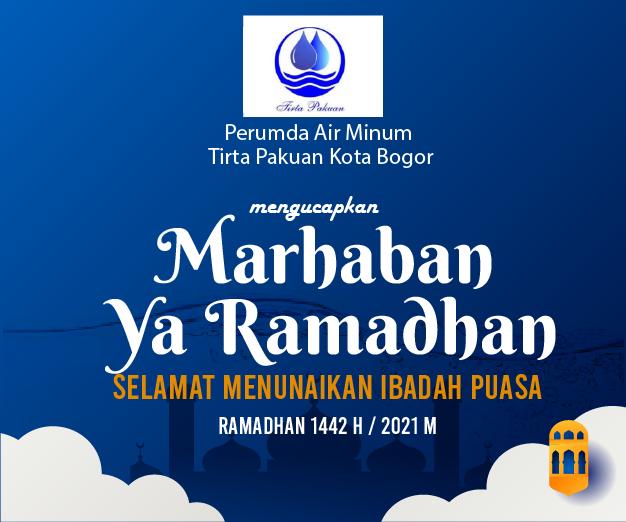 pdam kota bogor  – ramadhan