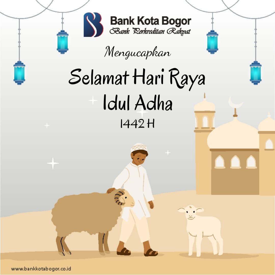 Idul Adha Bank Kota Bogor