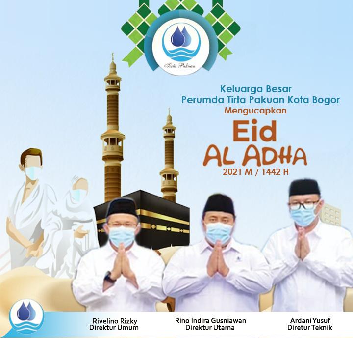 Idul Adha Tirta Pakuan